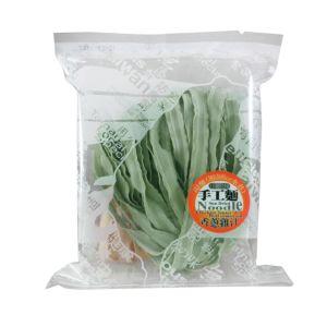 [村家味]蕾絲麵方便包 原味&綠藻麵片(香蔥雞汁湯麵)(108g/包)