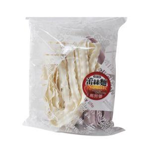 [村家味]蕾絲麵方便包 原味&紫地瓜麵片(麻辣醬)(120g/包)