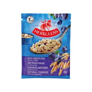 [Herkuless大力士] 藍莓燕麥粥 (35g/包) {賞味期限: 2018-12-04}