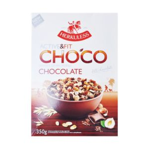 [Herkuless大力士] 全穀巧克力麥片 (350g/盒)