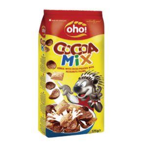 [立陶宛oho!] 巧克力歡樂派對(穀枕X脆片)(175g/袋)
