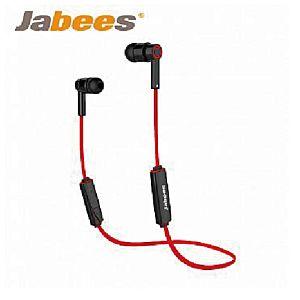 [JABEES] Obees 藍牙耳機-紅