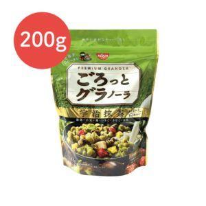 限量 [日清Nissin] 宇治抹茶麥片(200g/袋)