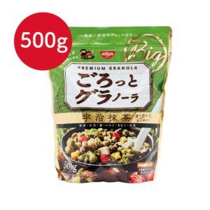 限量 [日清Nissin] 宇治抹茶麥片(500g/袋)