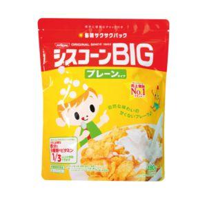 [日清 Nissin] BIG早餐片-玉米 (180g/袋)