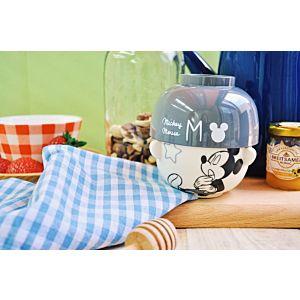 [Disney] 米奇陶瓷湯碗茶碗組 (380ml+300ml)