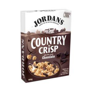[英國Jordan's]黑可可燕麥脆片 (500g/盒) {效期: 2019-05-01}