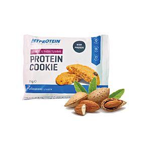 [英國 Myprotein] 蛋白餅乾-白巧克力杏仁 (75g/包)