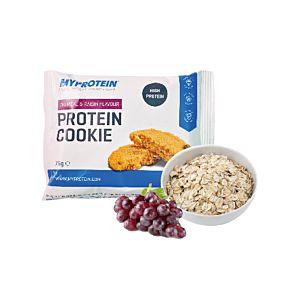 [英國 Myprotein] 蛋白餅乾-葡萄燕麥 (75g/包)