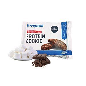 [英國 Myprotein] 蛋白餅乾-棉花糖巧克力 (75g/包)