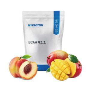 [英國 Myprotein] BCAA支鏈胺基酸 4:1:1-水蜜桃芒果 (250g/袋)