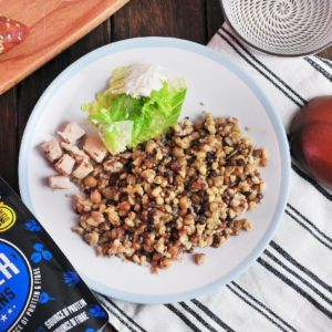 [即期品] [英國 IAS] 小麥鷹嘴豆即食穀物 (250g/包)