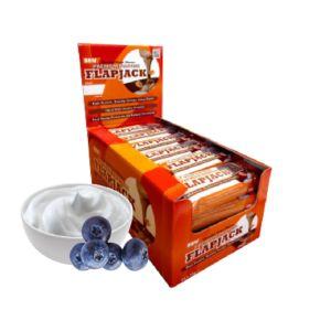 [英國 KBF] Premium燕麥蛋白棒-藍莓優格(24入/盒)