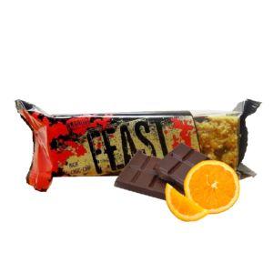 [即期品] [英國 KBF] Warrior FEAST燕麥蛋白棒-巧克力柳橙(100g/條) {效期: 2019-03-12}