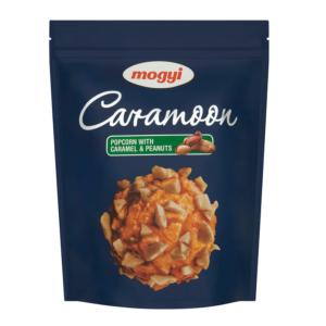 [匈牙利 mogyi] 焦糖花生碎粒爆米花 (70g/包)