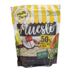 波蘭 HelloDay! 50%堅果果物麥片 (500g)