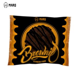 [台灣 Mars戰神] 巧克力布朗尼餅乾 (92g/片)