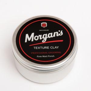 [英國 Morgan's] Texture Clay 超強力線條髮泥