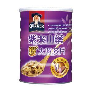 [桂格] 紫米山藥燕麥片 (700g/罐)