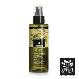 [美娜圖塔] 橄欖微分子馥活油霧160ml(免沖洗)