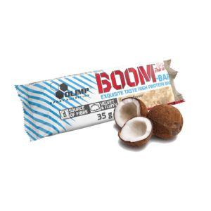 [波蘭 Olimp] BOOM 牛奶蛋白棒-椰子風味 (35g/條)