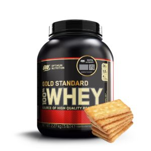 [美國 ON] 黃金比例乳清蛋白-餅乾(5磅/罐)