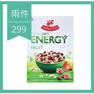 [Herkuless大力士] 活力水果麥片 (350g/盒)