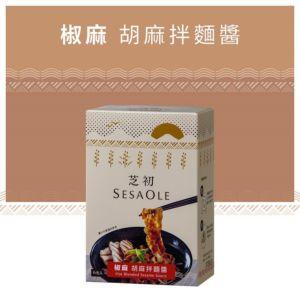 [芝初] 胡麻拌麵醬-原味 (30g×6入/盒)