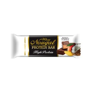 [南非 SUPPLEMENTS SA] 蛋白營養牛軋棒-芒果椰子 (50g/條)