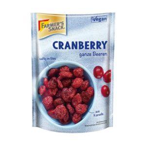 [美果農場 Farmer's snack] 蔓越莓乾 (100g/包)