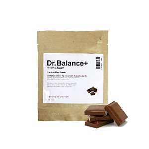 [韓國 Dr. Balance+] 綜合蛋白-濃郁巧克力 (40g/包)