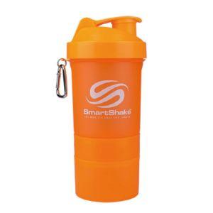 [SmartShake]NEON Series搖搖杯(600ml)-橘色