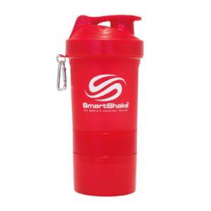 [SmartShake]NEON Series搖搖杯(600ml)-紅色