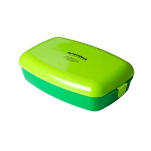 [瑞典 Frozzypack] 隨⾝保冷餐盒-草綠-綠 (1200ml)