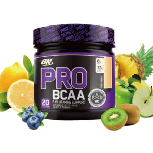 [美國 ON] ProBCAA 支鏈胺基酸-綜合水果 (390g/罐)(20份)