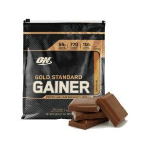 [ON] 黃金比例高熱量乳清蛋白粉-巧克力 (10磅/袋)