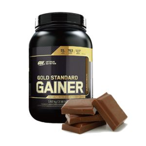 [ON] 黃金比例高熱量乳清蛋白-巧克力 (5磅/罐)