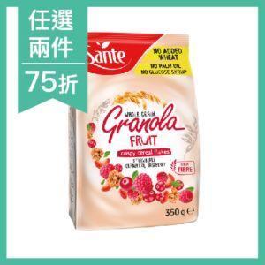 [波蘭 Sante珊德] 多果乾野生莓果脆粒果麥 (350g/包)