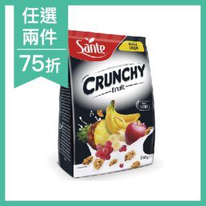 [波蘭 Sante珊德] 熱帶水果香脆果麥 (350g/包)