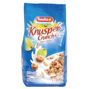 [瑞士全家] 榛果葡萄綜合穀物早餐麥片 (500g/包)