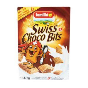 [瑞士全家] 爆漿可可~巧克力夾心脆穀 (375g/包)