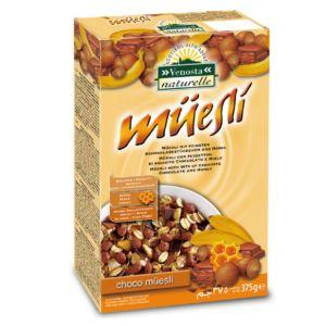 [即期品] [義大利Venosta] 巧克力派對燕麥片 (375g/盒) {賞味期限: 2018-11-23}