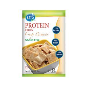[美國 Kay's Naturals] 帕瑪森起司蛋白質餅乾 (34g/包)