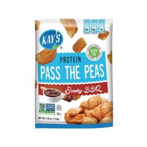 [即期品] [美國 Kay's Naturals] 鷹嘴豆蛋白餅乾-香烤BBQ {效期: 2019-02-27}