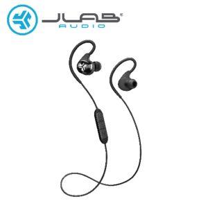 運動界的冠軍耳機 [JLab] Epic 2 藍牙運動耳機-黑