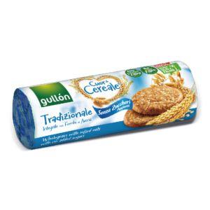 [西班牙Gullon榖優] 無添加糖穀物餅乾 (280g/盒)
