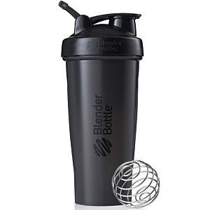 [Blender Bottle] Classic搖搖杯(840ml/28oz)-神秘黑