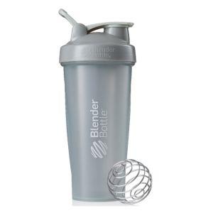 [Blender Bottle] Classic搖搖杯(840ml/28oz)-灰色