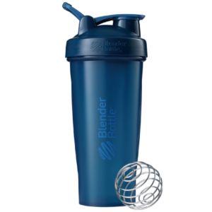 [Blender Bottle] Classic搖搖杯(840ml/28oz)-軍艦藍