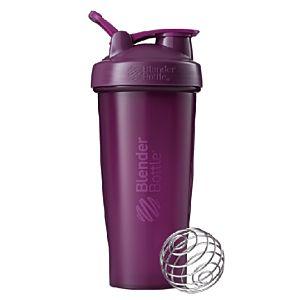 [Blender Bottle] Classic搖搖杯(840ml/28oz)-珊瑚紫